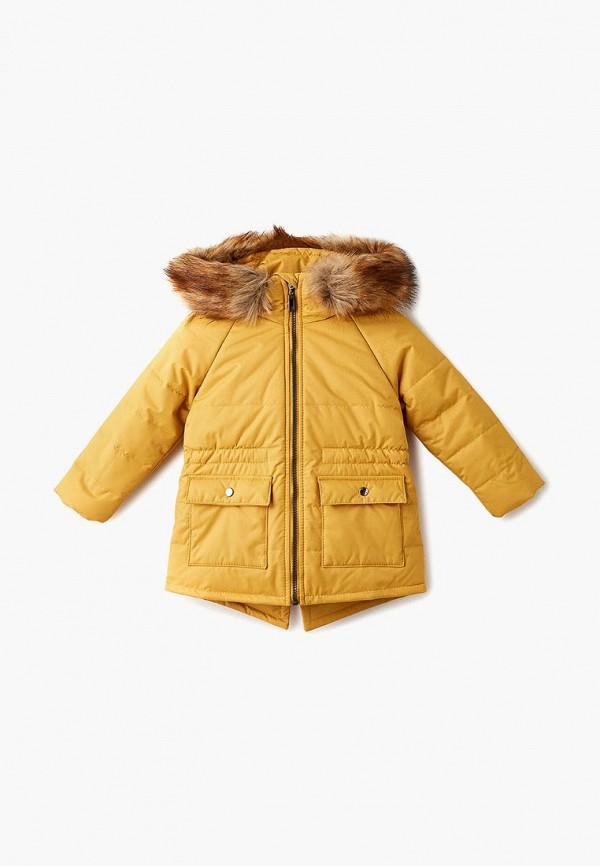 Купить Куртка утепленная Intatika, MP002XG00ACA, желтый, Весна-лето 2018