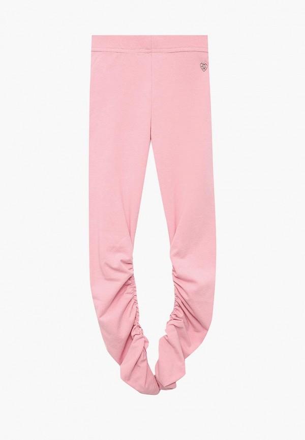 леггинсы chadolini для девочки, розовые