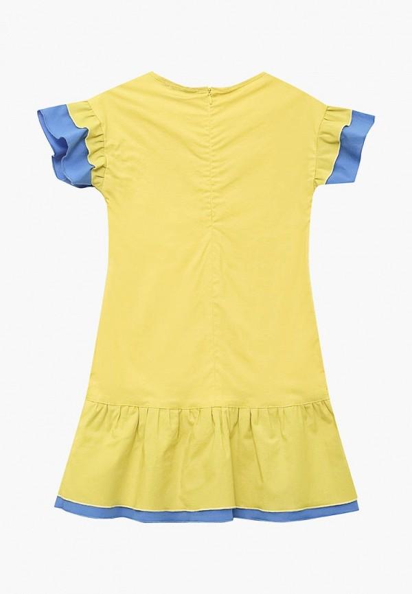 Платья для девочки Chadolini цвет желтый  Фото 2