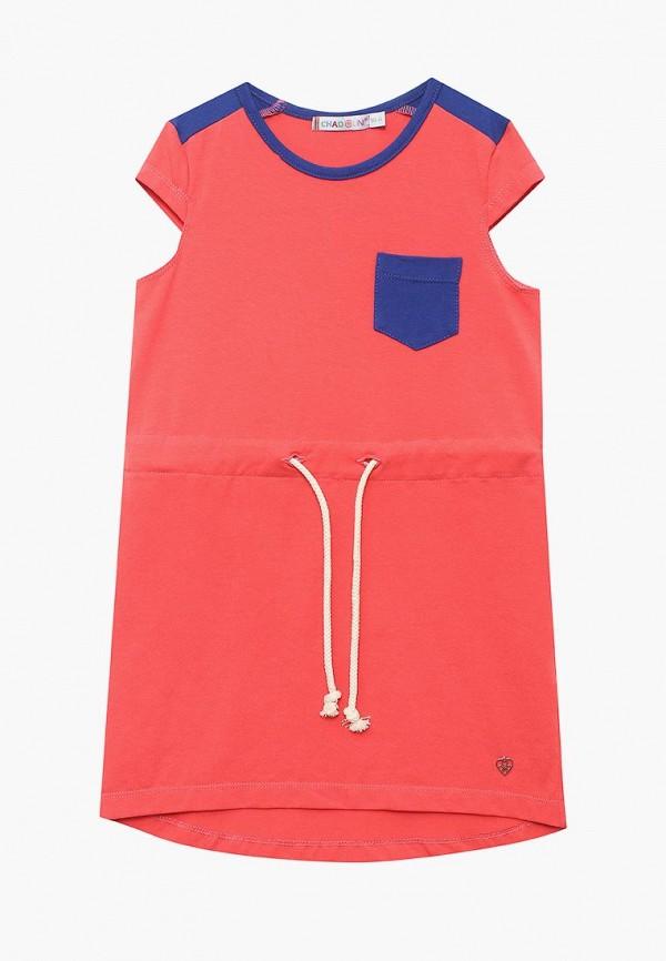 платье chadolini для девочки, розовое