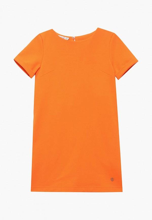 повседневные платье chadolini для девочки, оранжевое