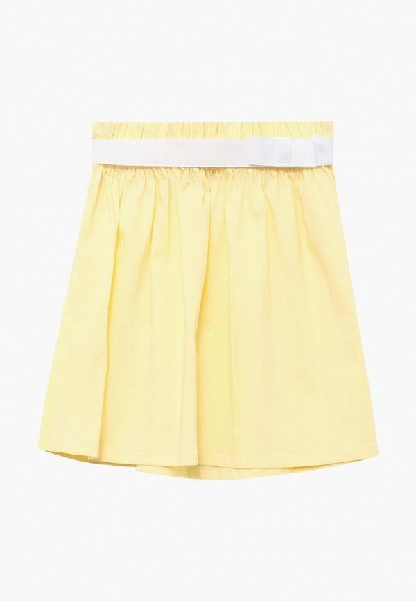 юбка chadolini для девочки, желтая