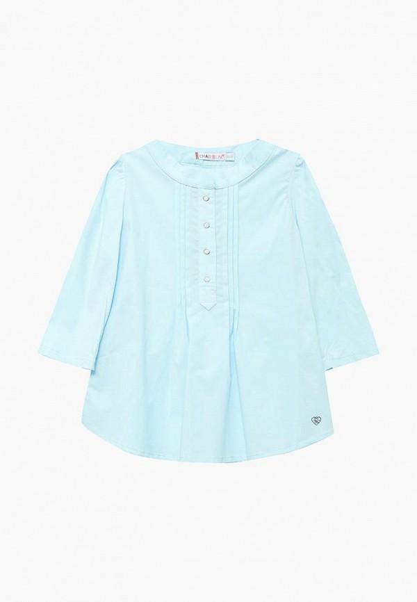 Купить Блуза Chadolini, mp002xg00aeh, голубой, Весна-лето 2018