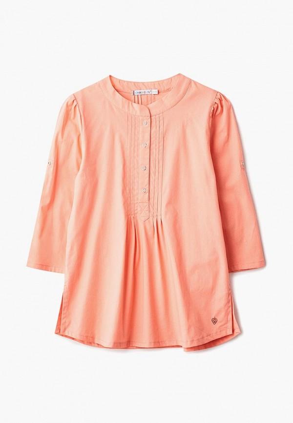 Купить Блуза Chadolini, MP002XG00AEI, коралловый, Весна-лето 2018