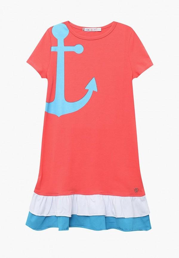 повседневные платье chadolini для девочки