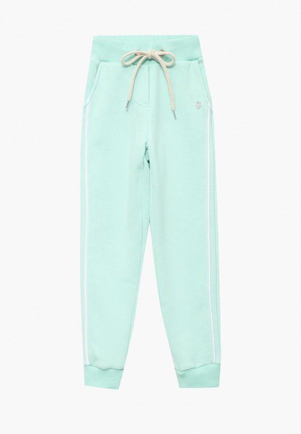 спортивные спортивные брюки chadolini для девочки, бирюзовые