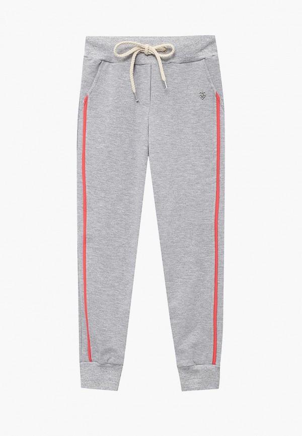 спортивные спортивные брюки chadolini для девочки, серые