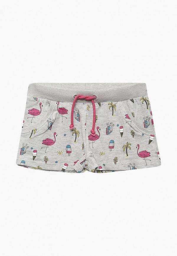 шорты incity для девочки, серые