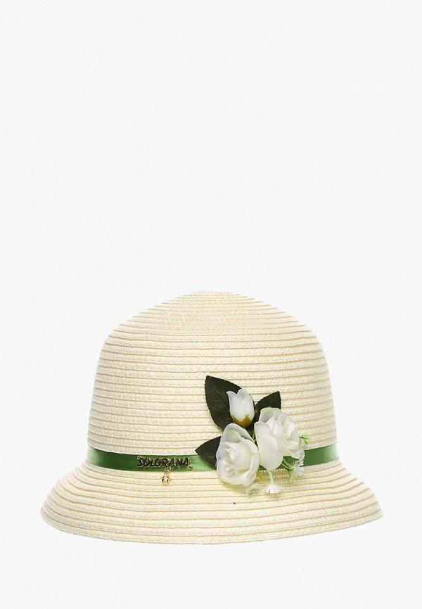 Шляпа Solorana Solorana MP002XG00ANF шляпа solorana solorana mp002xg00anz