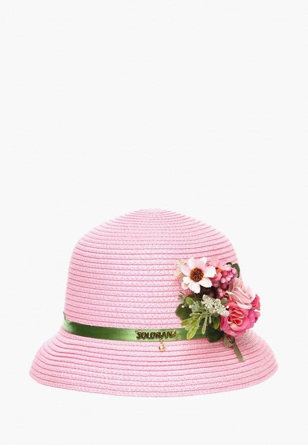 купить Шляпа Solorana Solorana MP002XG00ANJ дешево