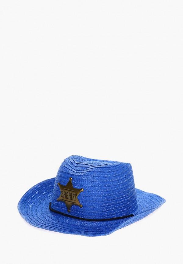 шляпа solorana для девочки, синяя