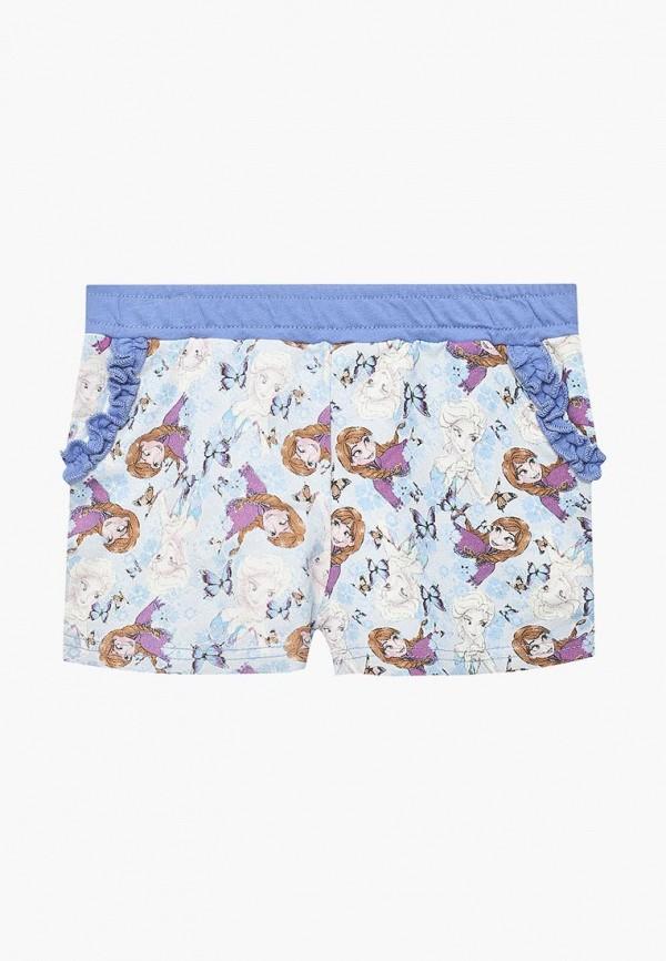 шорты disney для девочки, синие
