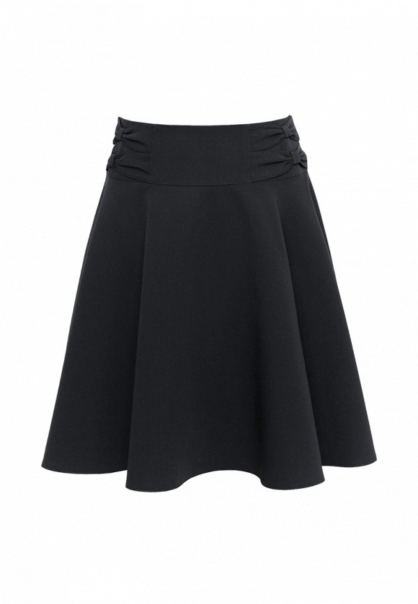 юбка sly для девочки, черная