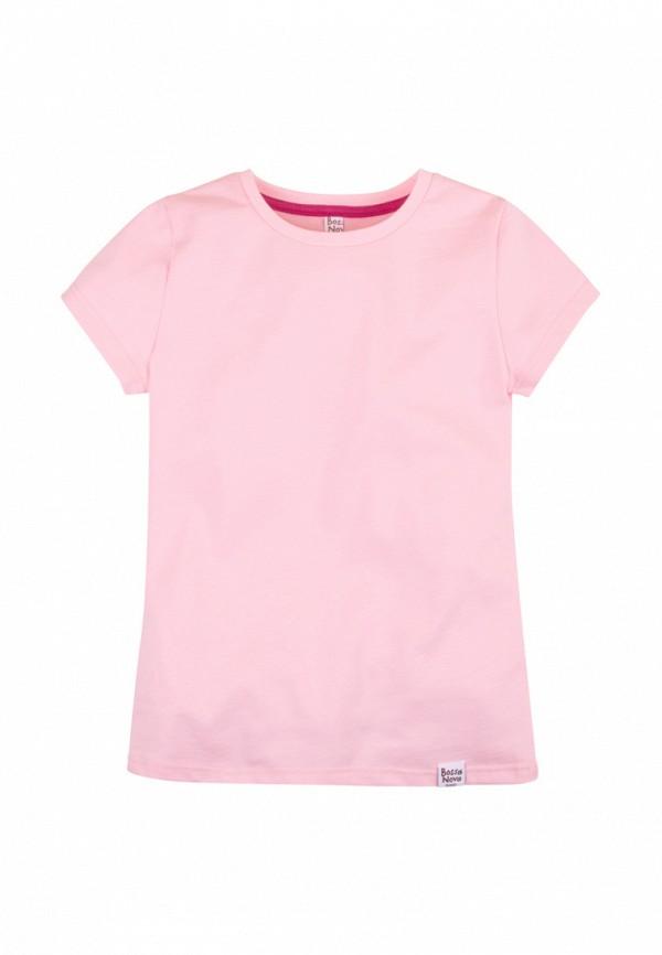 Футболка Bossa Nova цвет розовый