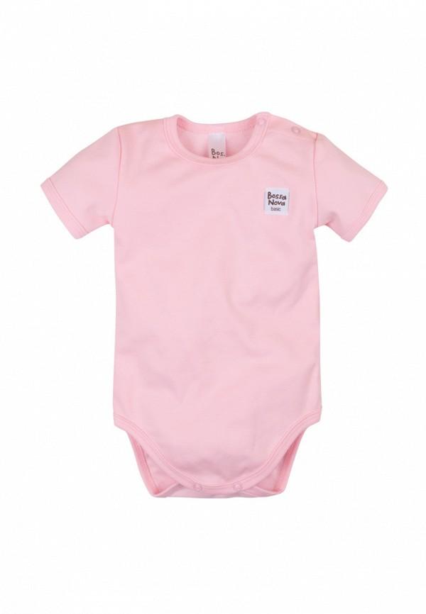 Боди Bossa Nova Bossa Nova MP002XG00AZF боди детское bossa nova цвет розовый 583б 361 размер 62 3 месяца