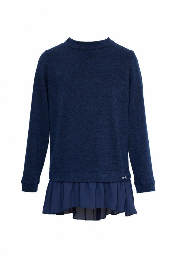 свитер sly для девочки, синий
