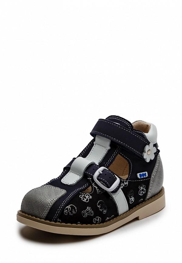 Купить Туфли BOS Baby Orthopedic Shoes, MP002XG00B22, синий, Весна-лето 2018