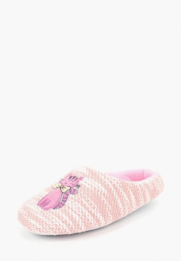 Купить Тапочки T.Taccardi, mp002xg00b4g, розовый, Осень-зима 2018/2019