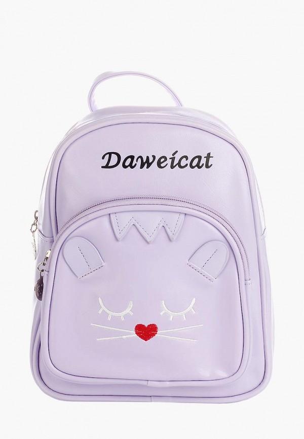 рюкзак little mania для девочки, фиолетовый