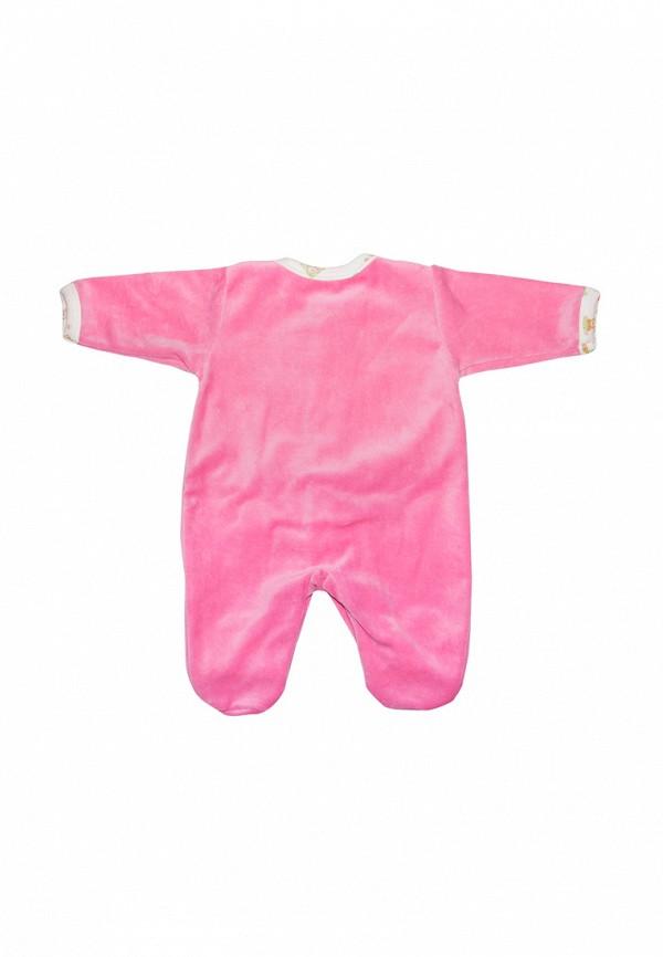 Детский комбинезон Клякса цвет розовый  Фото 2