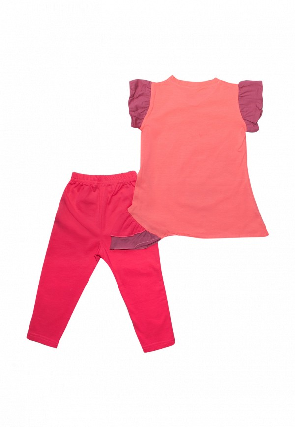 Комплект для девочки Клякса цвет разноцветный  Фото 2