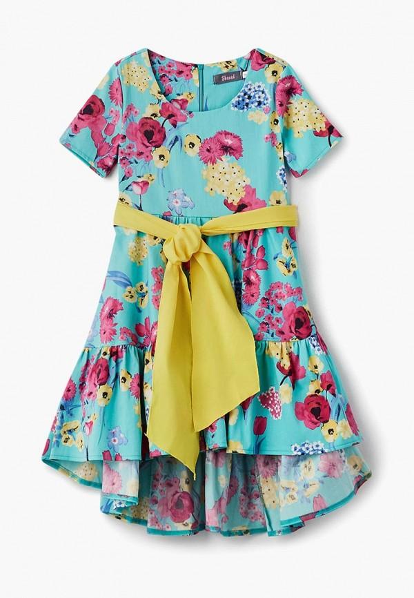 Платье Shened Shened MP002XG00B7G shened платье полина