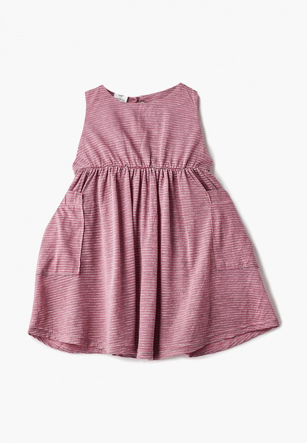 повседневные платье archyland для девочки, розовое