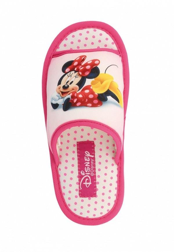 Тапочки для девочки De Fonseca цвет розовый  Фото 2