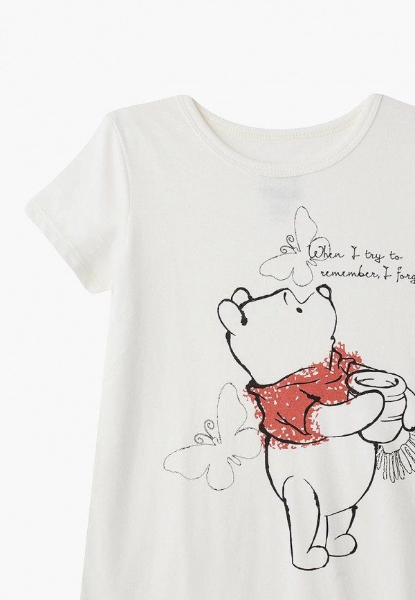 Сорочка ночная Твое цвет белый  Фото 3