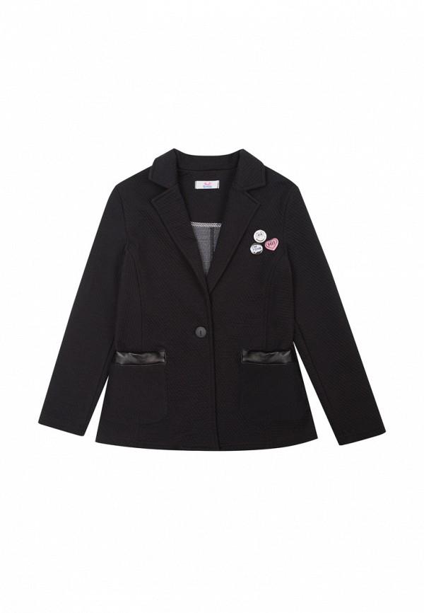 пиджак bell bimbo для девочки, черный