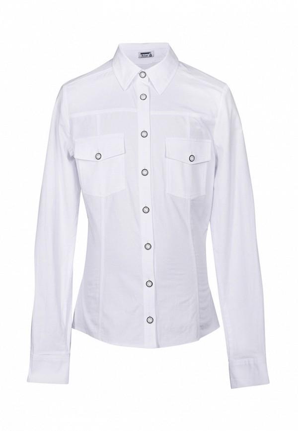 рубашка sky lake для девочки, белая