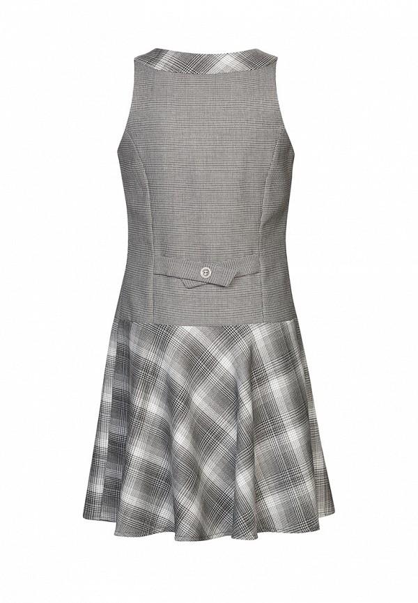 Платья для девочки Sky Lake цвет серый  Фото 2