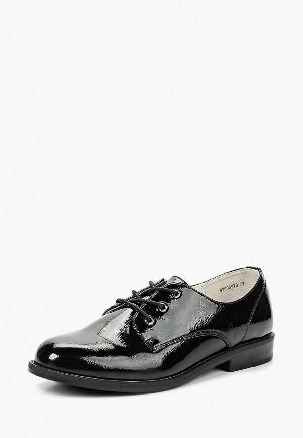 Ботинки T.Taccardi, MP002XG00BM8, черный, Осень-зима 2018/2019  - купить со скидкой