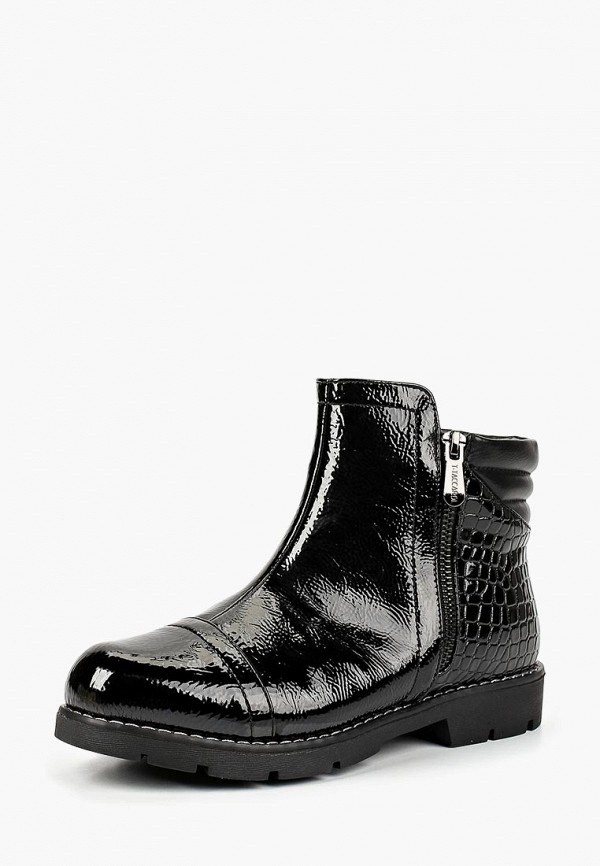 Купить Ботинки T.Taccardi, MP002XG00BMZ, черный, Осень-зима 2018/2019
