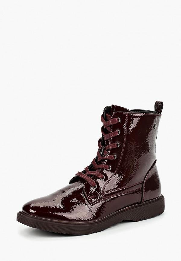 Купить Ботинки T.Taccardi, MP002XG00BN5, бордовый, Осень-зима 2018/2019