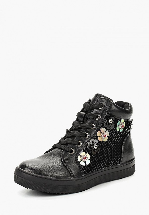 Купить Ботинки T.Taccardi, MP002XG00BN8, черный, Осень-зима 2018/2019