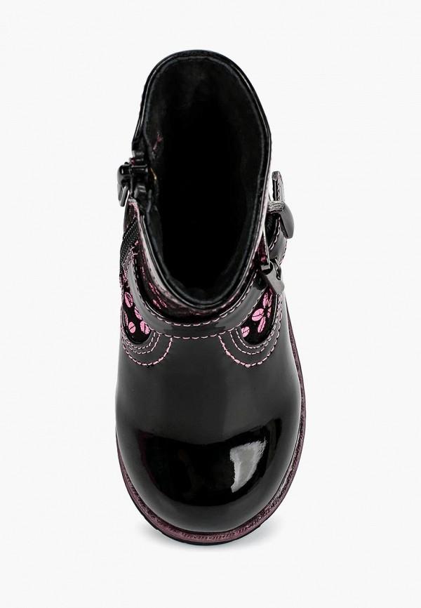 Сапоги для девочки Max & Jessi цвет черный  Фото 4