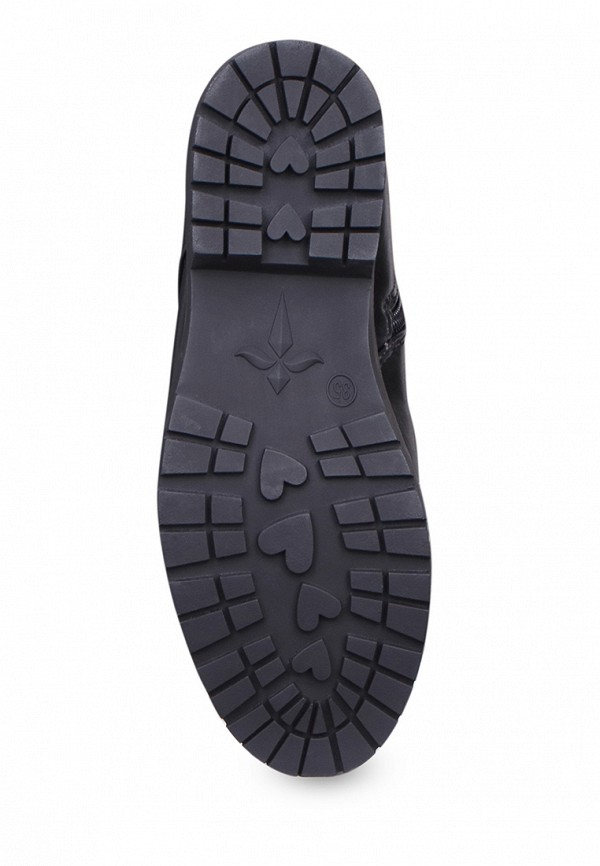 Ботинки для девочки T.Taccardi цвет черный  Фото 3