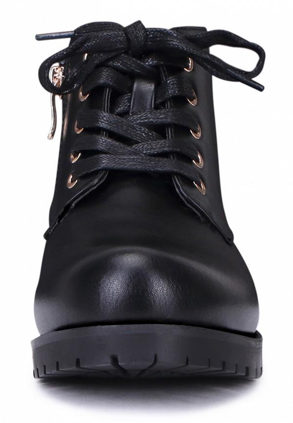 Ботинки для девочки T.Taccardi цвет черный  Фото 6