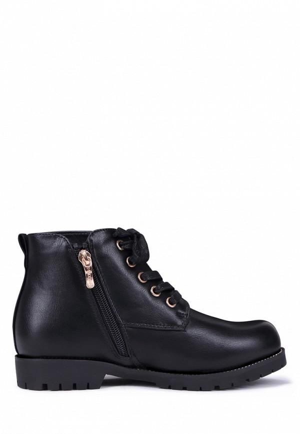 Ботинки для девочки T.Taccardi цвет черный  Фото 7