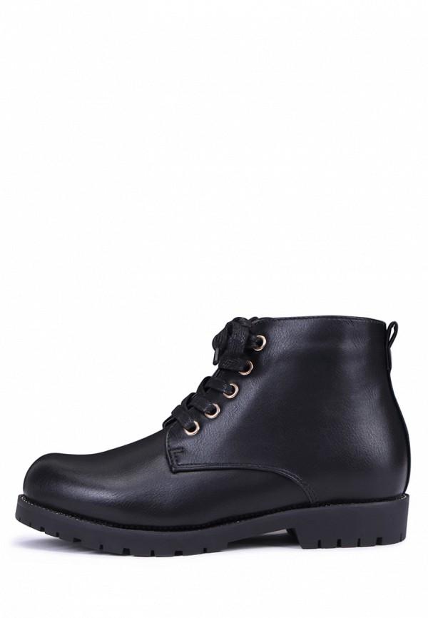 Ботинки для девочки T.Taccardi цвет черный  Фото 8