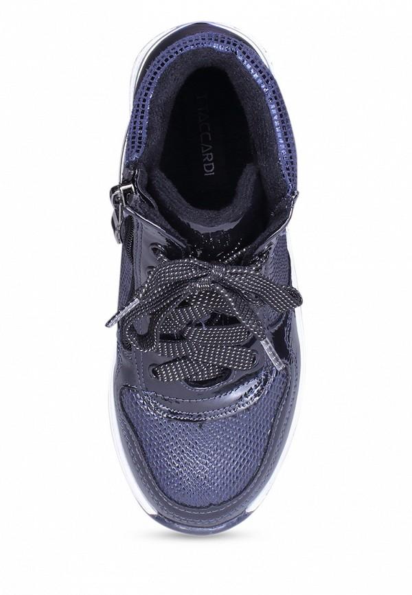 Ботинки для девочки T.Taccardi цвет синий  Фото 2