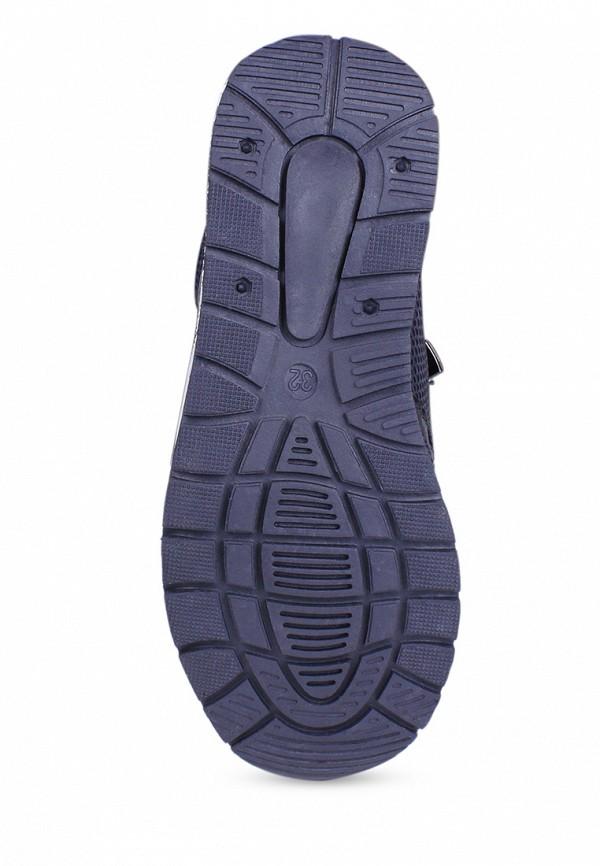 Ботинки для девочки T.Taccardi цвет синий  Фото 3