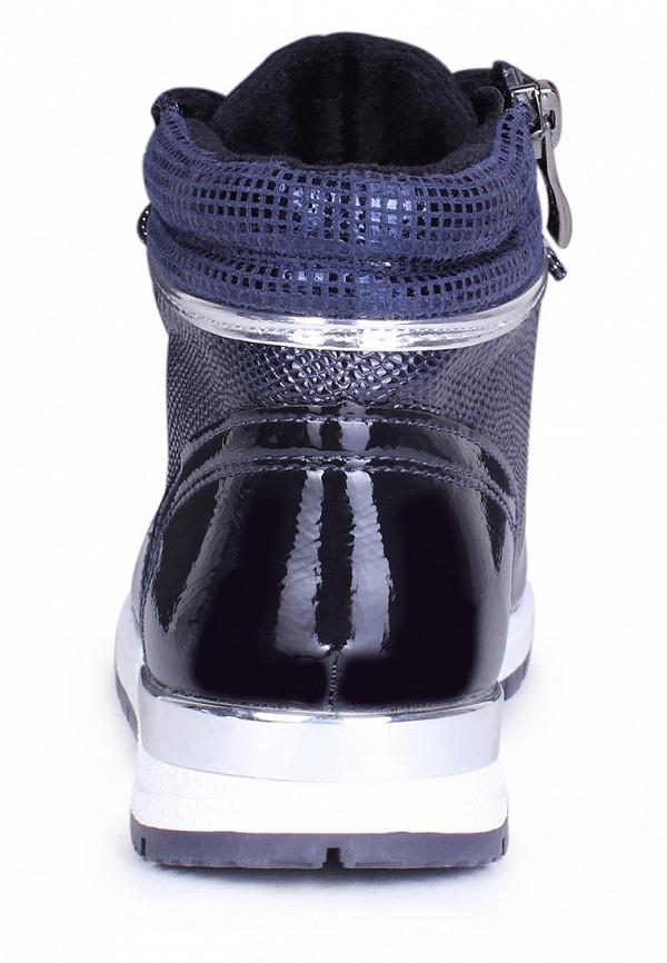 Ботинки для девочки T.Taccardi цвет синий  Фото 5