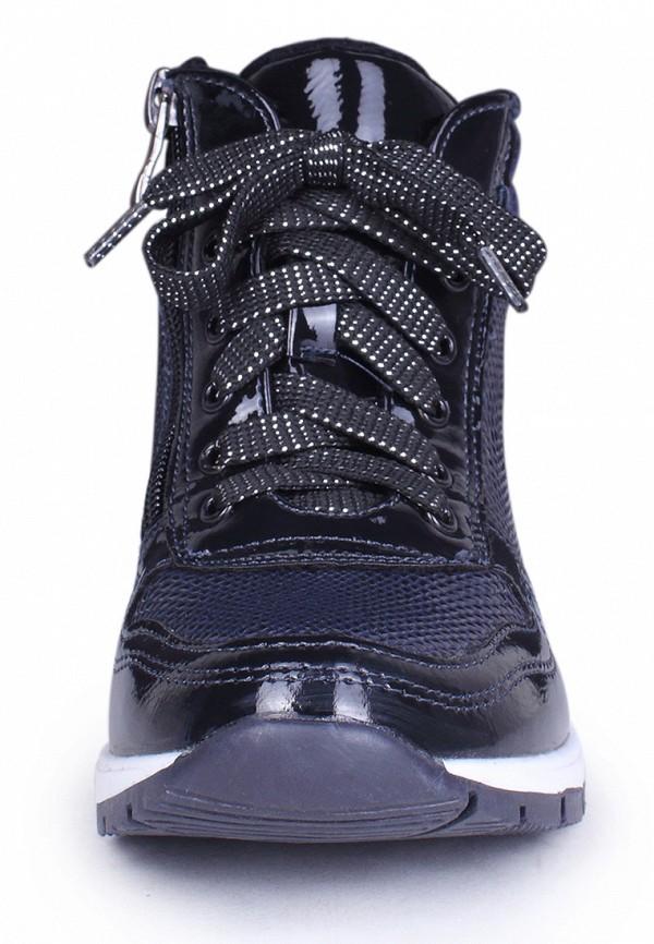 Ботинки для девочки T.Taccardi цвет синий  Фото 6