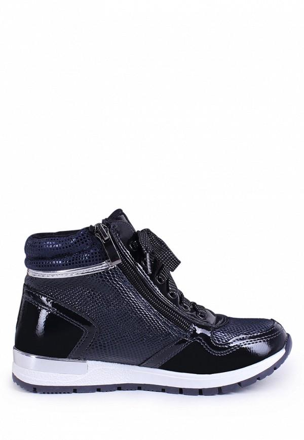 Ботинки для девочки T.Taccardi цвет синий  Фото 8