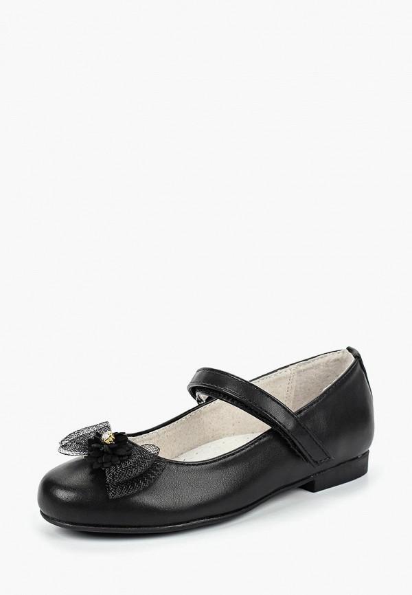 Туфли T.Taccardi, MP002XG00BOI, черный, Осень-зима 2018/2019  - купить со скидкой