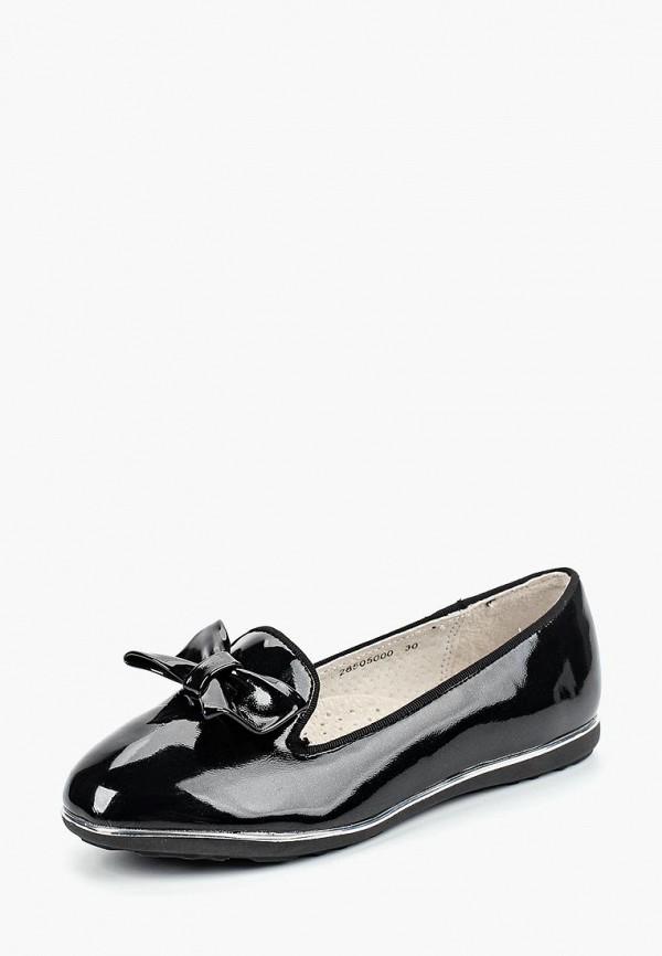 Туфли T.Taccardi, MP002XG00BP0, черный, Осень-зима 2018/2019  - купить со скидкой