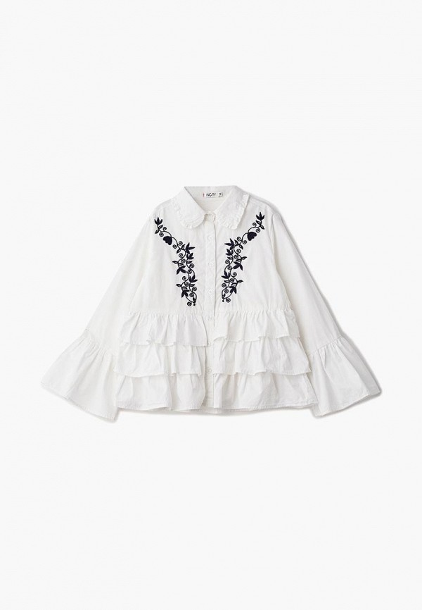 Купить Блуза Incity, MP002XG00BPG, белый, Осень-зима 2018/2019