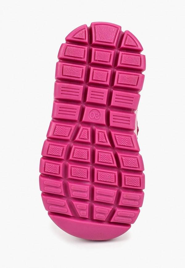 Ботинки для девочки Lovely puppy цвет розовый  Фото 3